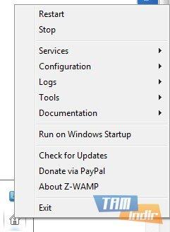 Z-WAMP Ekran Görüntüleri - 2