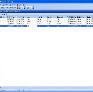 LKBS Lider Kimlik Bildirim Sistemi Ekran Görüntüleri - 1