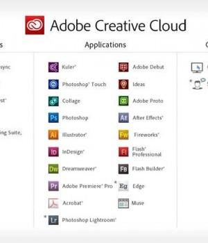 Adobe Creative Cloud Ekran Görüntüleri - 1