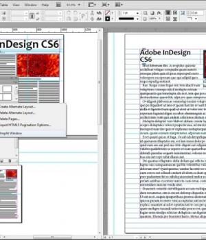 Adobe InDesign Ekran Görüntüleri - 2
