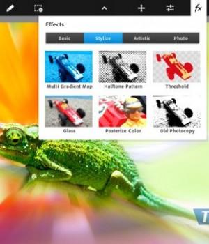 Adobe Photoshop Touch Ekran Görüntüleri - 1
