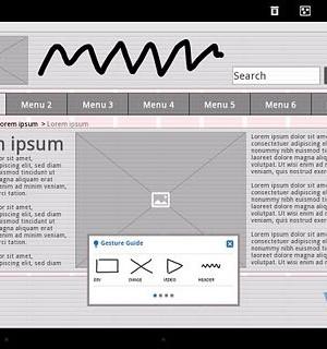Adobe Proto Ekran Görüntüleri - 1