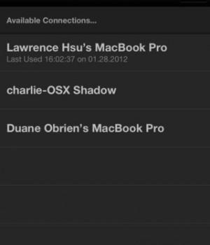 Adobe Shadow Ekran Görüntüleri - 1