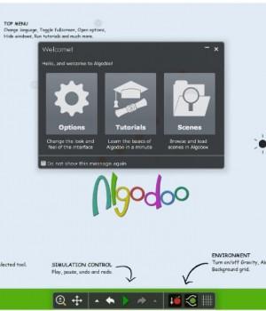 Algodoo Ekran Görüntüleri - 1