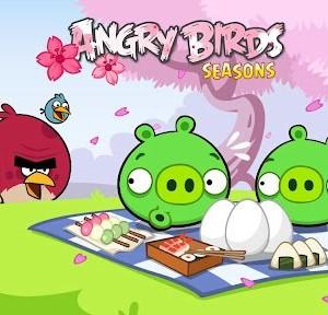 Angry Birds Seasons Ekran Görüntüleri - 3