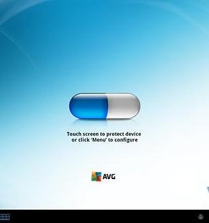 Anti-Virus Pro Tablet Ekran Görüntüleri - 1