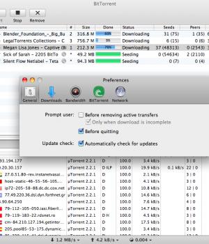 BitTorrent Ekran Görüntüleri - 1