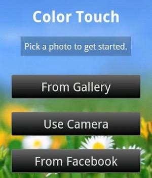 Color Touch Effects Ekran Görüntüleri - 2