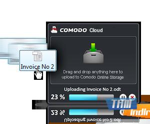 Comodo Cloud Ekran Görüntüleri - 2