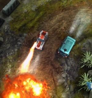 Death Rally Ekran Görüntüleri - 2