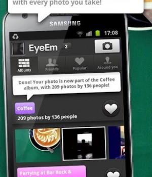 EyeEm Ekran Görüntüleri - 1