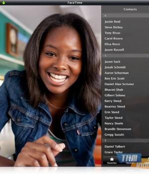 FaceTime Ekran Görüntüleri - 2