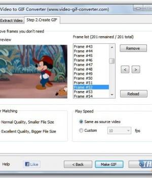 Free Video to GIF Converter Ekran Görüntüleri - 2