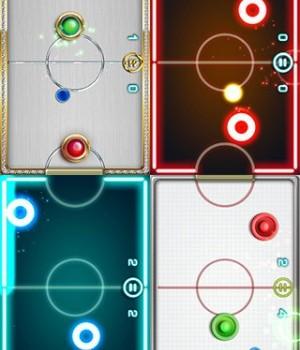 Glow Hockey 2 Ekran Görüntüleri - 2