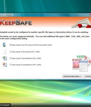 KeepSafe Ekran Görüntüleri - 1