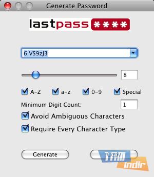 LastPass for Safari Ekran Görüntüleri - 3