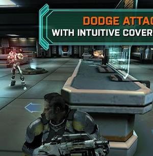 Mass Effect Infiltrator Ekran Görüntüleri - 3
