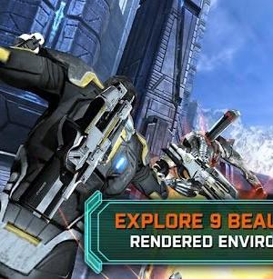 Mass Effect Infiltrator Ekran Görüntüleri - 4