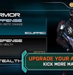 Mass Effect Infiltrator Ekran Görüntüleri - 5