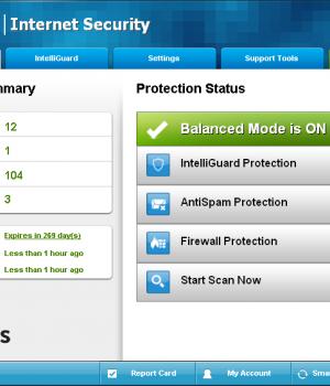 PC Tools Internet Security Ekran Görüntüleri - 2