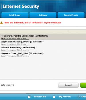 PC Tools Internet Security Ekran Görüntüleri - 1