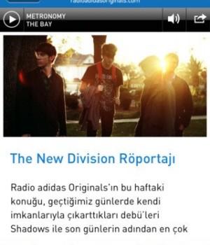 Radio Adidas Originals Ekran Görüntüleri - 3