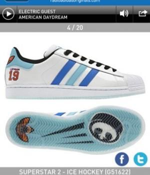 Radio Adidas Originals Ekran Görüntüleri - 1