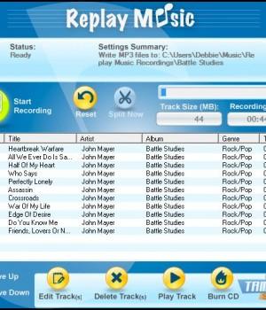 Replay Music Ekran Görüntüleri - 1