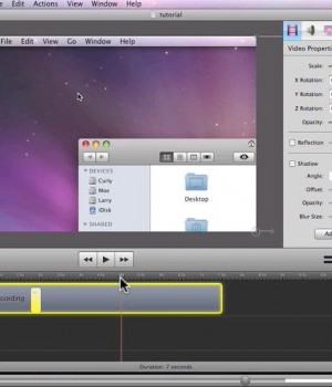 ScreenFlow Ekran Görüntüleri - 1
