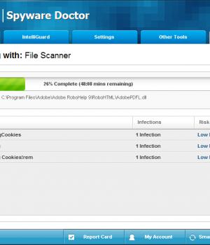 Spyware Doctor Ekran Görüntüleri - 1