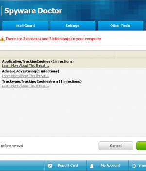 Spyware Doctor Ekran Görüntüleri - 2