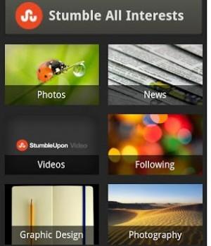 StumbleUpon Ekran Görüntüleri - 2