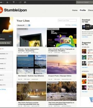 StumbleUpon Ekran Görüntüleri - 3