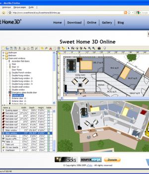 Sweet Home 3D Online Ekran Görüntüleri - 1