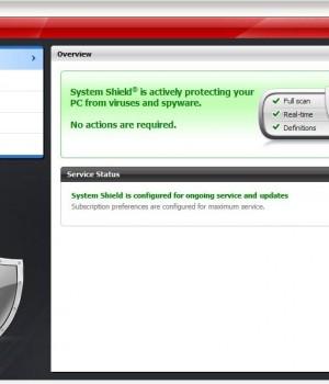 System Shield Ekran Görüntüleri - 1