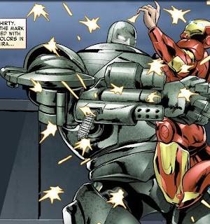 The Avengers-Iron Man Mark VII Ekran Görüntüleri - 3