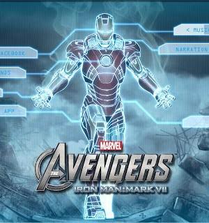 The Avengers-Iron Man Mark VII Ekran Görüntüleri - 1