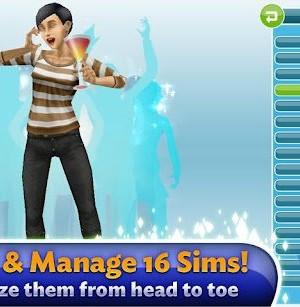 The Sims FreePlay Ekran Görüntüleri - 5