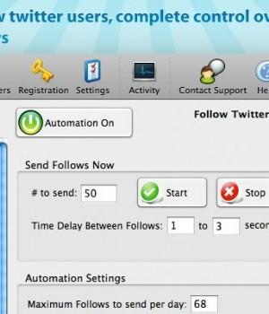 Tweet Adder Ekran Görüntüleri - 1