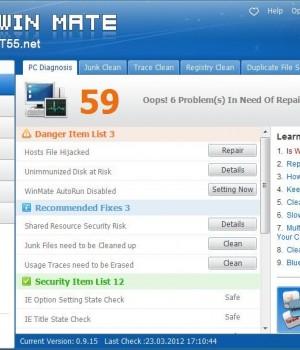 WinMate Ekran Görüntüleri - 1