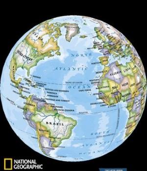 World Atlas by National Geographic Ekran Görüntüleri - 1
