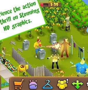Zombie Lane Ekran Görüntüleri - 1
