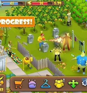 Zombie Lane Ekran Görüntüleri - 2