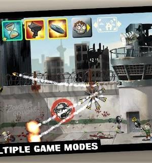 ZombieSmash Ekran Görüntüleri - 4