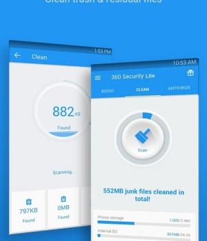 360 Security Lite Ekran Görüntüleri - 1