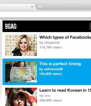 9GAG Mini Ekran Görüntüleri - 2