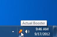 Actual Booster Ekran Görüntüleri - 2