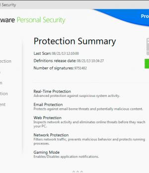 Ad-Aware Personal Security Ekran Görüntüleri - 3