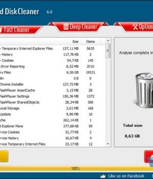 Advanced Disk Cleaner Ekran Görüntüleri - 2