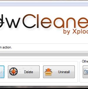 AdwCleaner Ekran Görüntüleri - 2